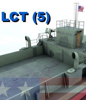 LCT (5), Landing Craft Tank Mk.5