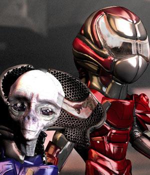 Void Prime: Grey Alien Flight Suit