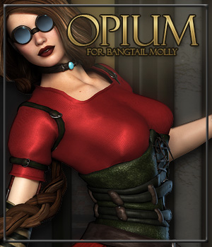 OPIUM for Bangtail Molly