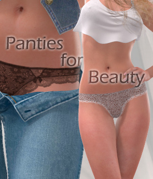 Panties for Beauty #4