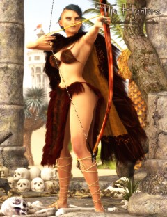 The Hunters for Genesis 2 Female(s)