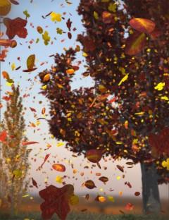 Orestes Falling Leaves