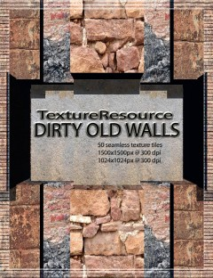 Texture Resource-Dirty Old Walls
