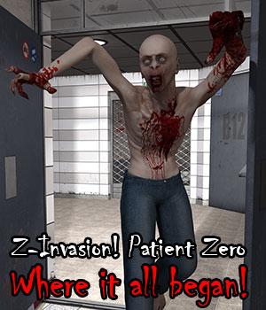 Z-Invasion! Patient Zero Evolution for Michael 4