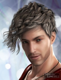 Sebastian Hair for Genesis 2