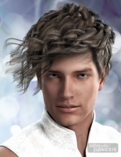 Sebastian Hair for Genesis