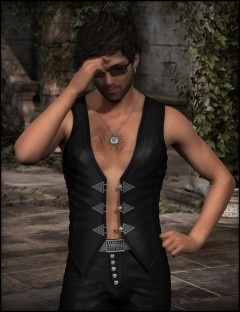 Sebastian's Outfit for Genesis 2 Male(s)