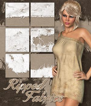 Ripped Fabrics