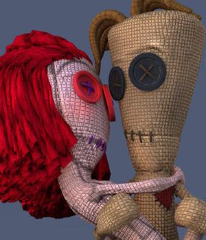 S1M Halloween: Painful Pete & Stickpin Sally