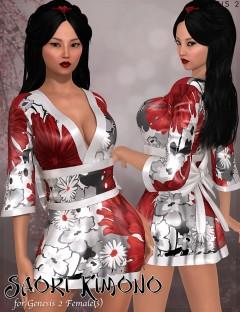 Saori Kimono