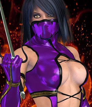 Exnem Killer Dames 3 for V4