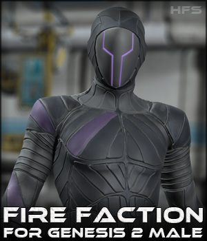 HFS Fire Faction for G2M