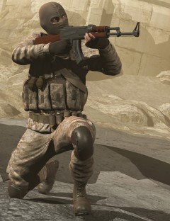Soldier for Genesis 2 Male(s)