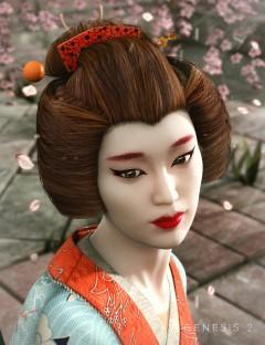 Megumi Hair