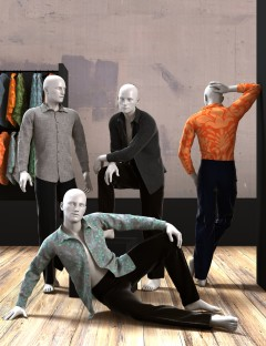 Everyday For Genesis 2 Male(s)