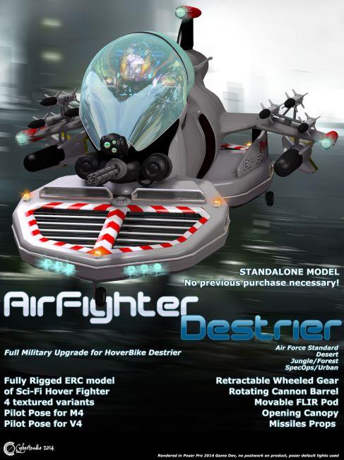 AirFighter Destrier