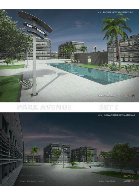Park Avenue set I