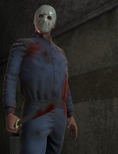 Serial Killer for Genesis 2 Male(s)