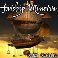 Airship Minerva- Extended License