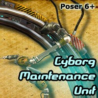 Cyborg Maintenance Unit- Extended License