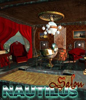 Nautilus: Salon- Extended License