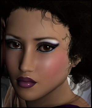 3DA Cleo