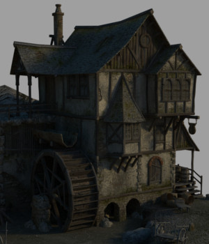 Medieval_Watermill