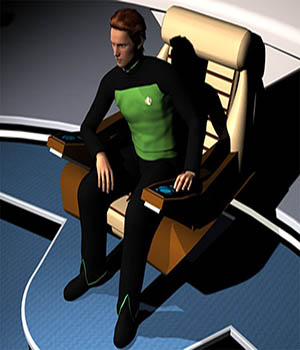Explorer Uniform for Genesis 2 Male/ Michael 6