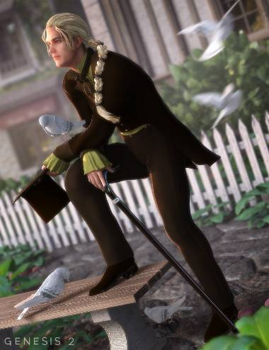 Regency for Genesis 2 Male(s)
