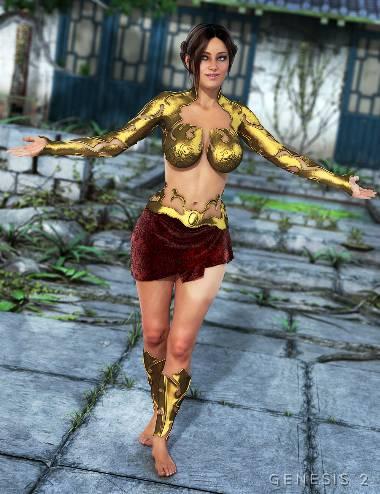 Phoenix for Genesis 2 Female(s)