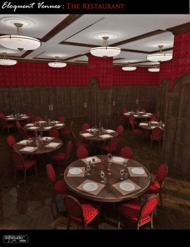 Eloquent Venues: The Restaurant Props