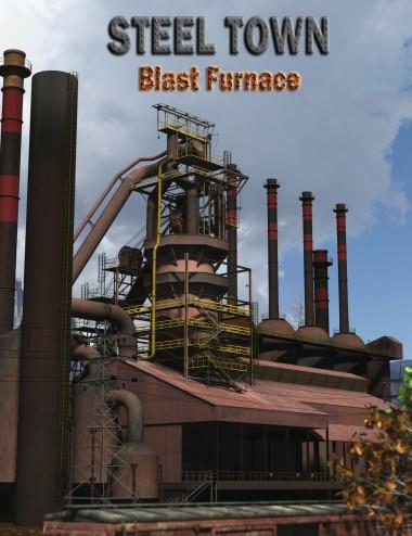 Steel Town Blast Furnace