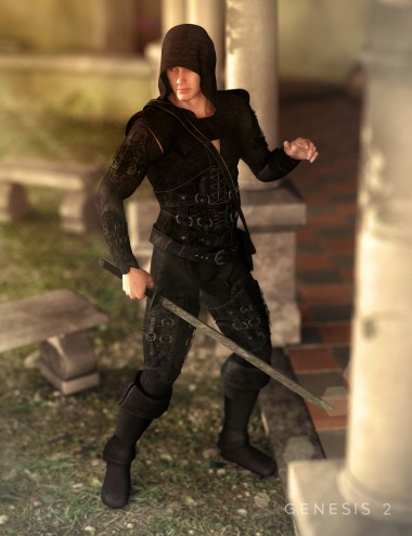 Midnight Rogue for Genesis 2 Male(s)