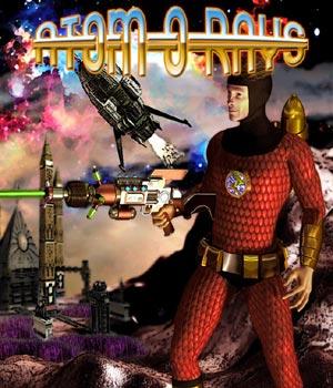 Atom-0-Ray Guns (for Poser)