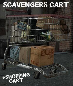 Scavengers Cart