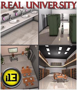 i13 Real University