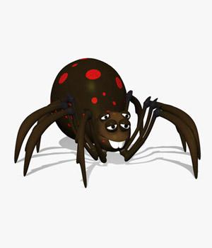 Grimtoon Spider