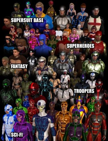 Supersuit Pro Bundle