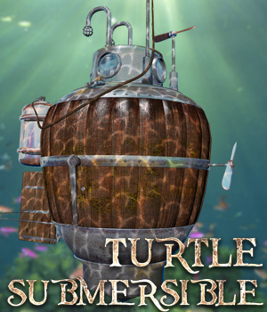 Turtle Submersible