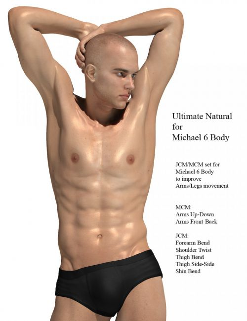 Ultimate Natural for Michael 6 Body