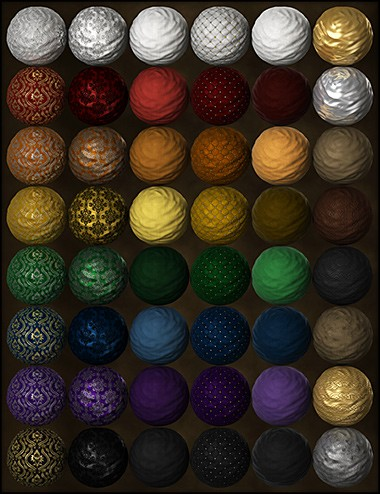 AElflaed's Fancy- Shaders for DS and Poser
