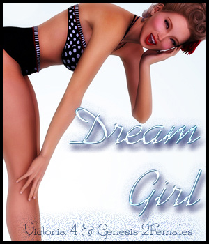 Dream Girl for V4 & G2F