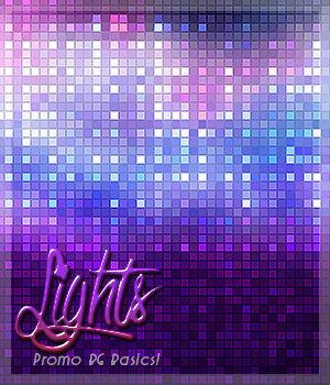 Promo Background Basics- Lights