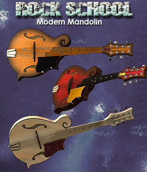 Rock School Modern Mandolin