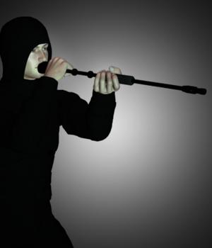 Silent Kill: Blowgun Poses