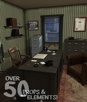 Private Investigators Office