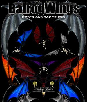 Balrog Wings