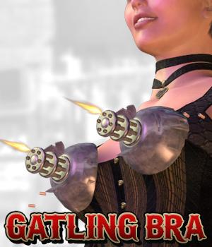 Gatling Bra