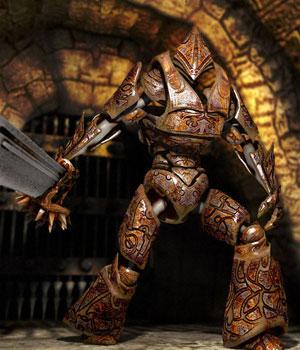 S1M Golemz: Iron