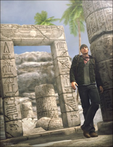 Ruins Of Egypt 01